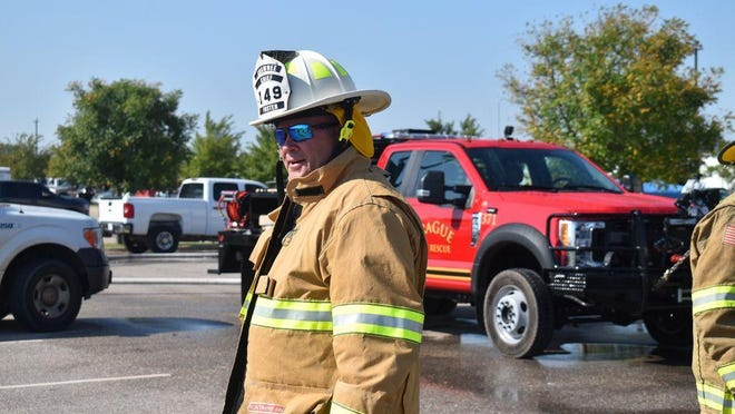 Shawnee Fire Chief was made an Emergency Management Director for the city and Pottawatomie County amid the COVID-19 pandemic.