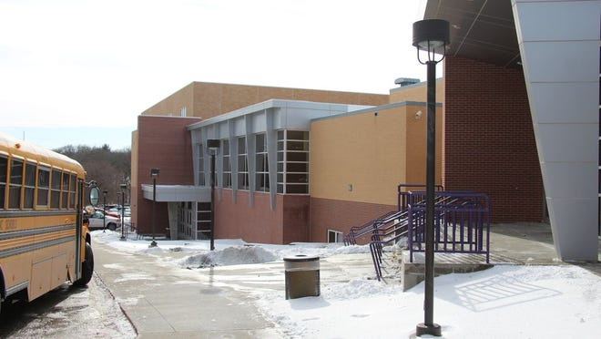 On a cold and snowy day, there were 14 teams that traveled to the Nebraska City High School for tournament action.