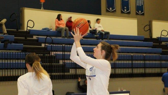 Elaina Madison, Lourdes girls' basketball