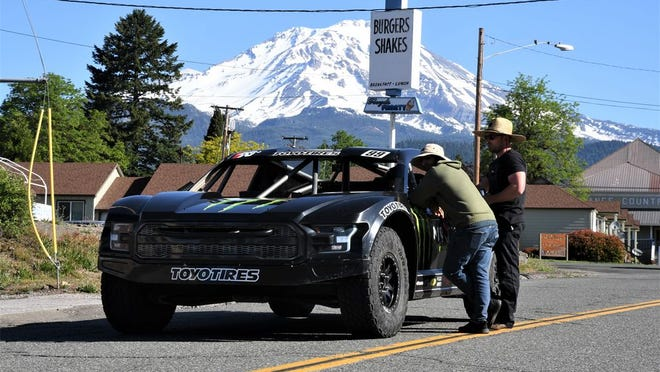 Mount Shasta Herald