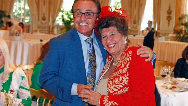 Louis and Helen Nicozisis