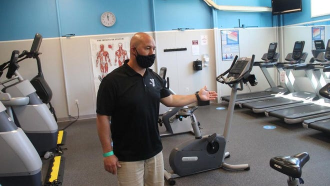Siskiyou Family YMCA Executive Director Scott Eastman hopes the county will give the go ahead for gyms to reopen sometime this week.