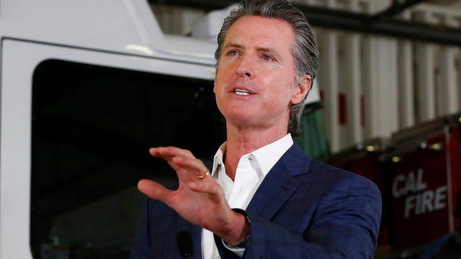 Gov. Gavin Newsom issued an executive order on March 24 temporarily halting the intake and transfer of inmates into the state's prisons as concern over the spread of the virus among the incarcerated started to grow.