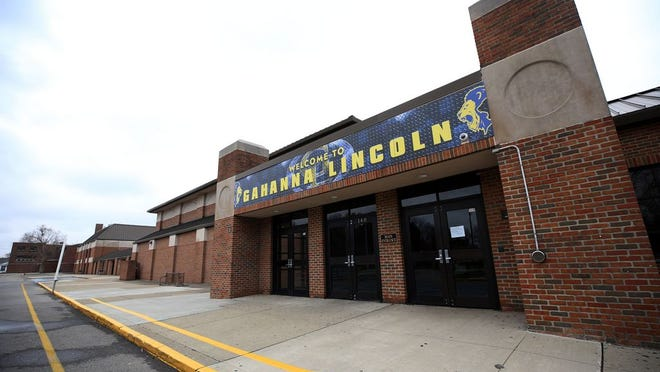 Gahanna Lincoln High School, 140 S, Hamilton Road, would be replaced by a new building at the current site if voters approve funding. The district has announced plans to seek a 4.93-mill bond issue and 1.5-mill permanent-improvement levy as well as a 4.26-mill operating levy this November.
