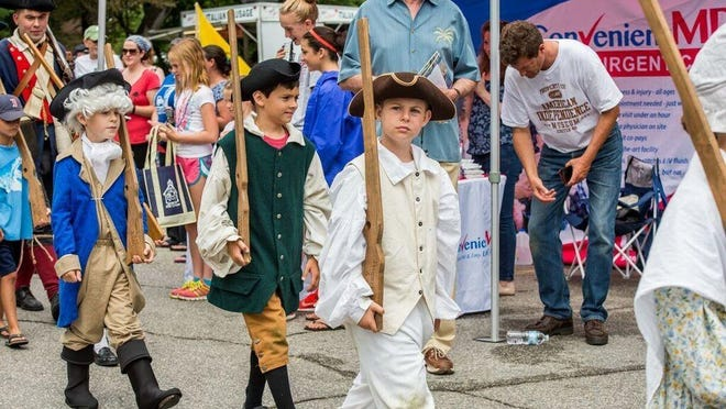 Organizers are working to 'reimagine' the American Independence Festival next month due to the coronavirus pandemic.