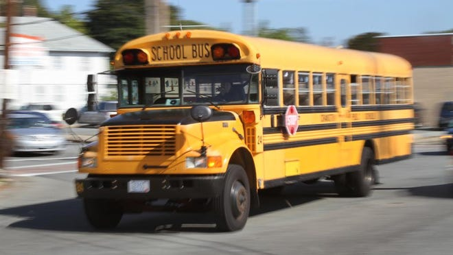 School bus schedules are likely to be staggered, driving up costs.