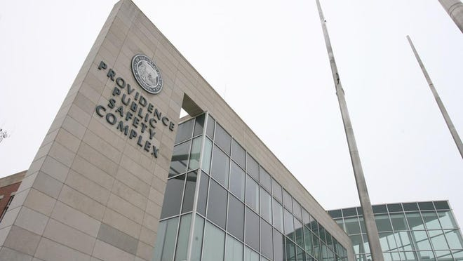 The Providence Public Safety Complex.