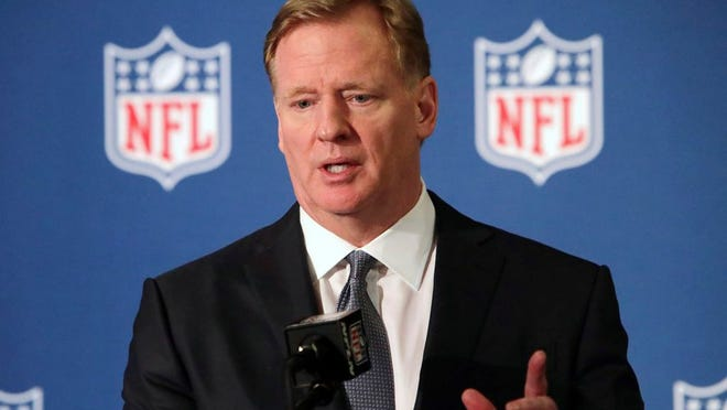 Coaches will be allowed to return to NFL team facilities beginning Friday as the league continues preparation for training camps and its season, according to NFL commissioner Roger Goodell.