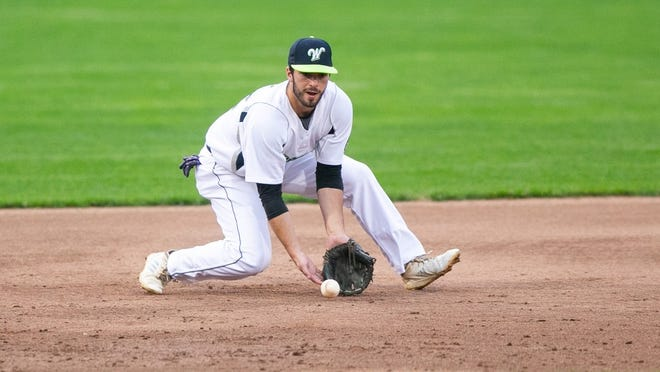 Worcester's Aidan Wilde had three hits, but the Bravehearts fell to North Shore.