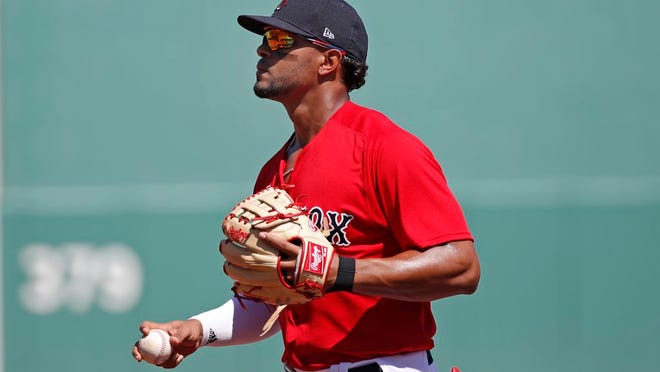 Red Sox shortstop Xander Bogaerts had some initial concerns with the Red Sox schedule.