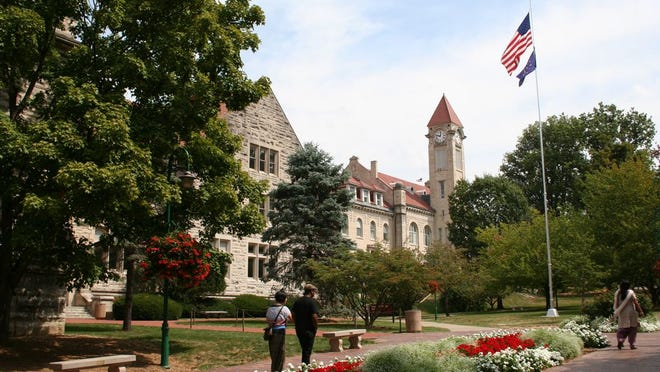 Monroe County, Indiana, home to Bloomington and Indiana University, is recording 63.2 COVID-19 cases per 100,000 people, an infection rate trails only Virginia Tech's Montgomery County among Power Five conference schools.