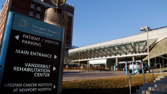 Newport Hospital.