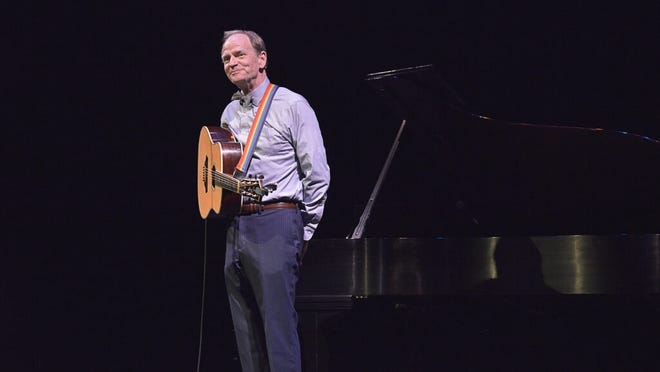Livingston Taylor will be flying his own plane into New Bedford on Friday, Oct. 16 to perform a concert as part of the Zeiterion Drive-in series.