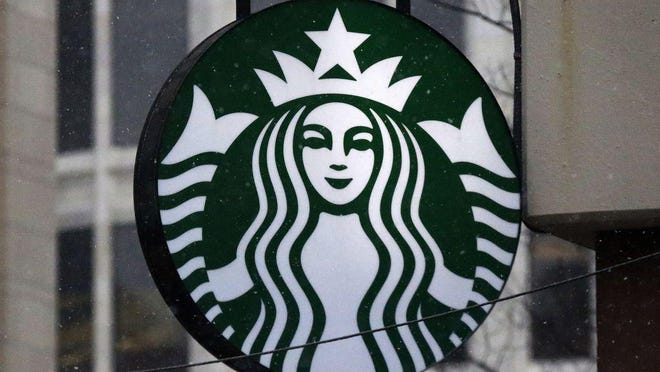 A Starbucks store is seen in a file photo.