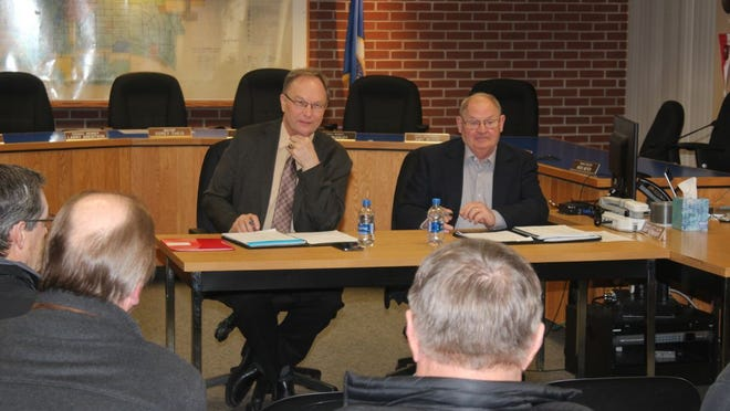 While Rep. Paul Torkelson and Sen. Gary Dahms were not able to host a traditional town hall following the 2020 session, they did communicate with the public via a radio forum.