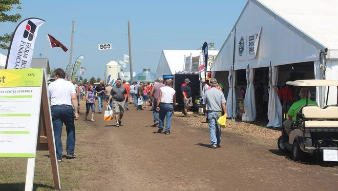 The streets of Farmfest at Gilfillan Estate will be empty in August as the annual farm show has been cancelled.