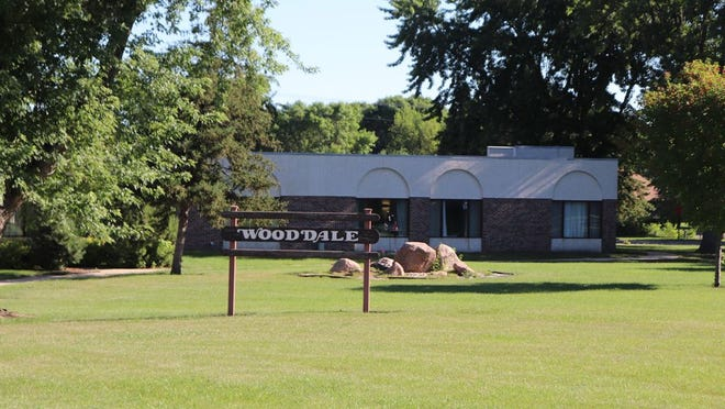 Wood Dale Home (above) has been part of the Redwood Falls community since the 1970s. It was sold in May.