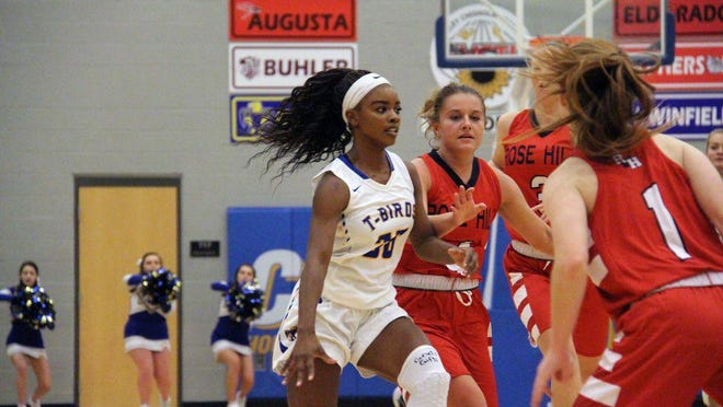 Cook was one of the best defensive players in Class 4A all season long during her junior season. She should be an immediate asset for the Crimson Storm next season.[Charles Chaney/Butler County Times-Gazette].