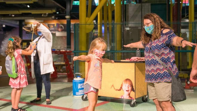 Michigan Science Center is welcoming visitors again
