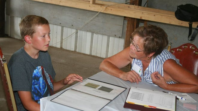 While Redwood County 4-H members will not participate in the fair, they will have projects judged at achievement events.