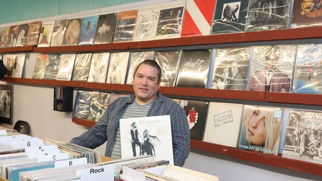 Wabasso native, Nathan Rohlik has opened Vintage Vinyl Toys and Games LLC in Redwood Falls.