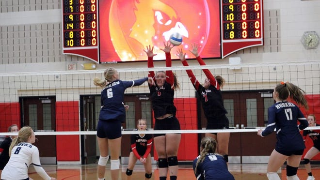 The Minnesota State High School League is meeting Sept. 21 to talk about the Fall 2020 football and volleyball seasons.