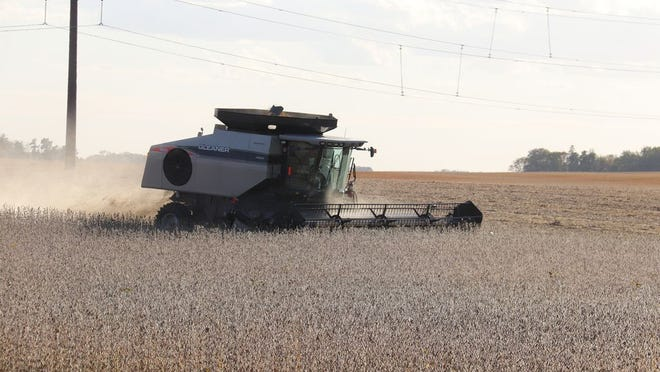 Approaching farm equipment with caution can help prevent crashes.
