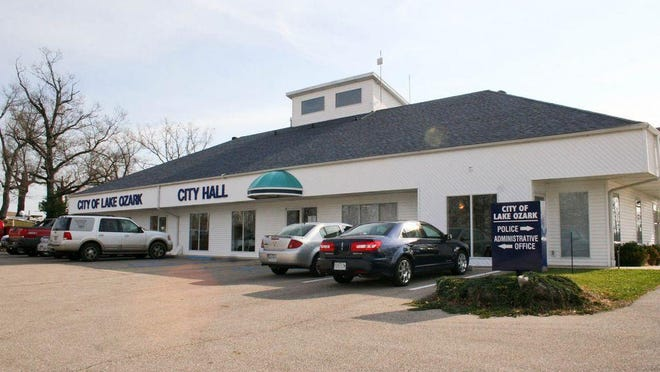Lake Ozark City Hall.