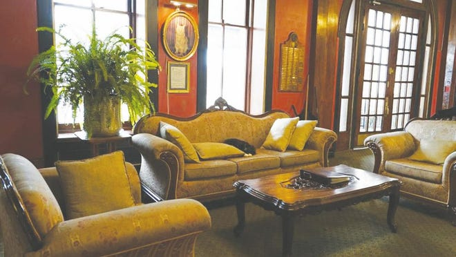 If one is searching for a Steven King-like experience this Halloween season, a three hour jaunt down south on Highway 65 will provide just that.   CRESCENT HOTEL PHOTO