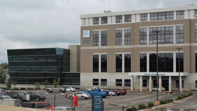 Phelps Health pictured May 23 started postponing elective procedures on March 18.