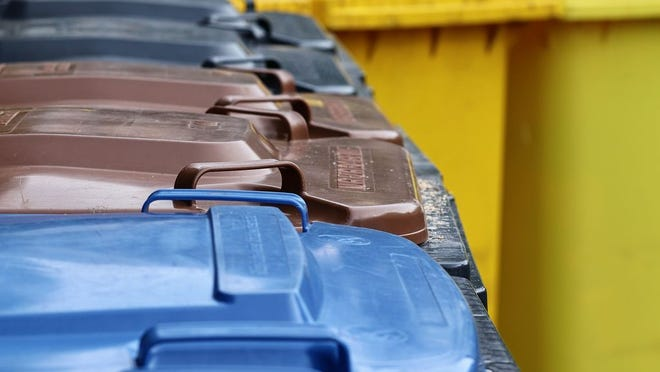 Curbside collection of recycling and yard waste in Rolla will be suspended due to labor shortages caused by positive cases of COVID-19.