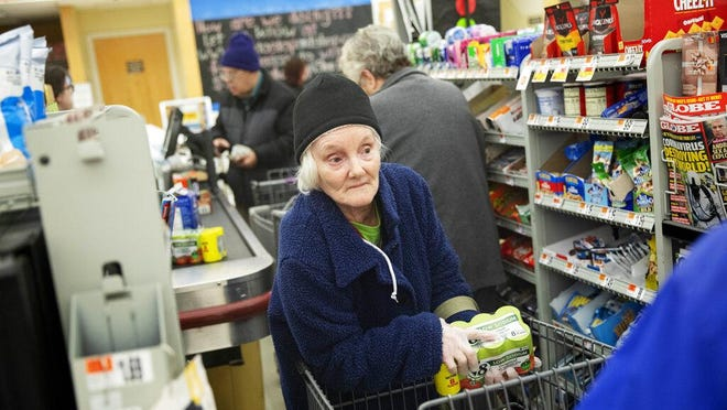 A Vox caller appreciates local grocery stores that reserve certain hours for seniors to shop.