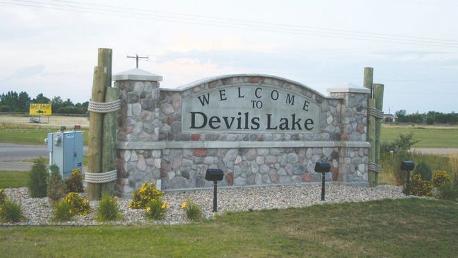 Devils Lake, North Dakota is looking at a big project in the heart of the city's residential area.