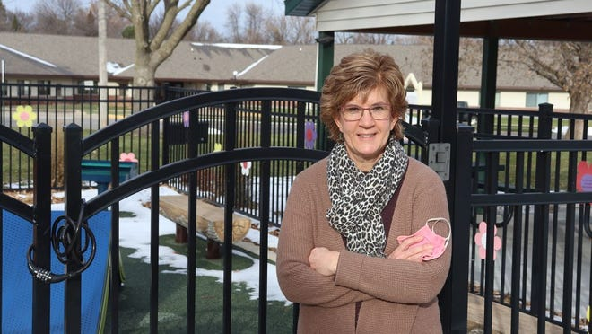 Connie Lechner (above) began her new role as the director of the Redwood Falls Public Library in October.