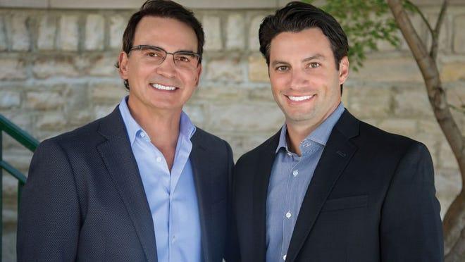Dr. James Hutta and Dr. Jeffrey Price, Hutta Orthodontics