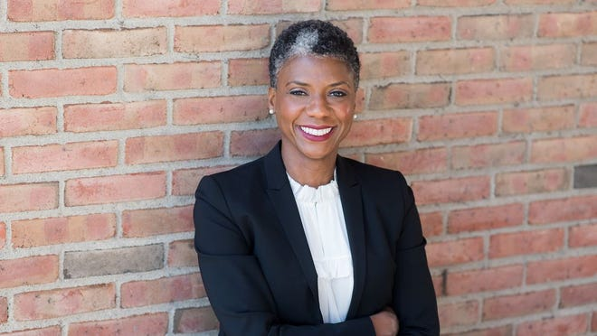 Janelle Coleman, AEP vice president, corporate philanthropy and community engagement, and president, AEP Foundation