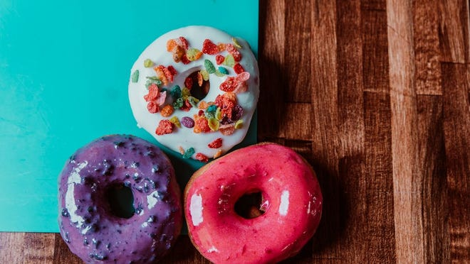 Dragon Donuts opens Friday at Easton