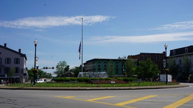 Downtown Troy, Ohio
