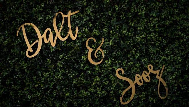 Susan & Dalton Chafin's wedding on July 12, 2019.