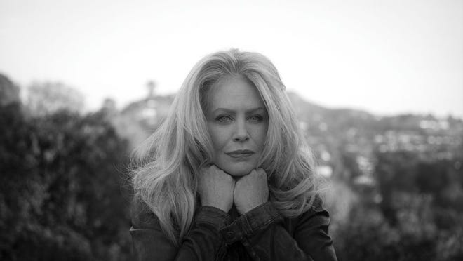 Beverly D'Angelo at her Los Angeles home