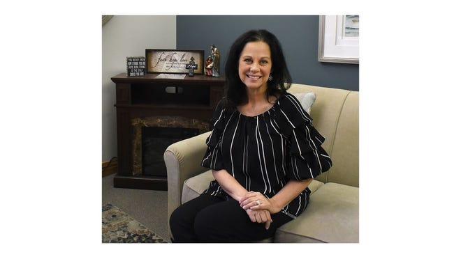 Kaye Lani Rafko Wilson is the director of Gabby's Grief Center in Monroe.