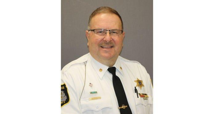 Monroe County Sheriff Troy Goodnough