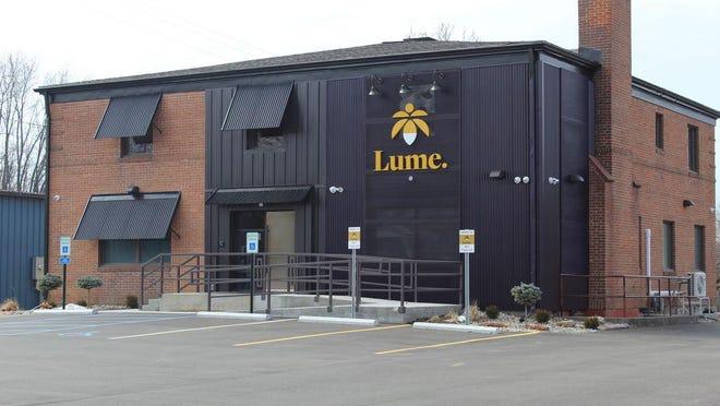 Lume Cannabis Co., 738 S. Main St. in Adrian.