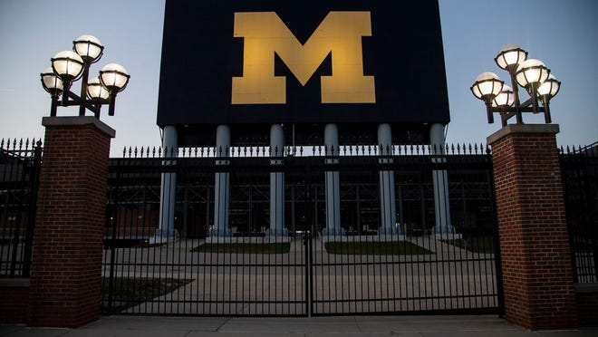 Only season-ticket holders and students will be allowed to purchase the individual game tickets for Michigan football, and there will be no direct sales to the general public.