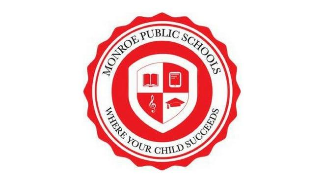 Monroe Public Schools logo