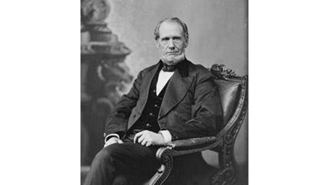 Before becoming a U.S. Senator from Michigan and Minister from the United States to Peru, Isaac Christiancy served as Monroe County Prosecuting Attorney and member of the anti-slavery Free Soil Party.