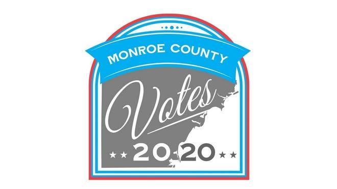 Monroe County Votes logo