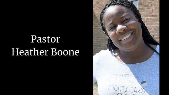 Pastor Heather Boone