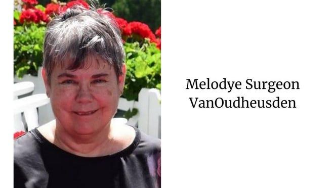 Pastor Melodye Surgeon VanOudheusden