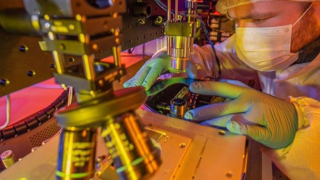 Nanotechnology research at Missouri S&T